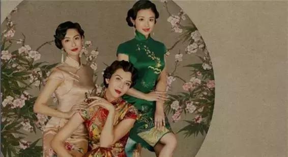 旗袍的时尚,从不随波逐流!| 国风之美