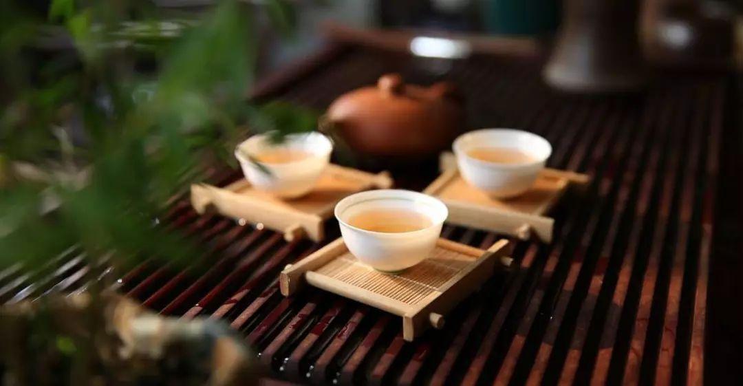 茶语丨茶中相遇,要的是一份默契