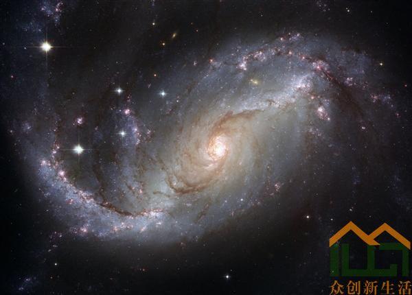 研究:宇宙可能比科学家估计的要年轻几十亿年