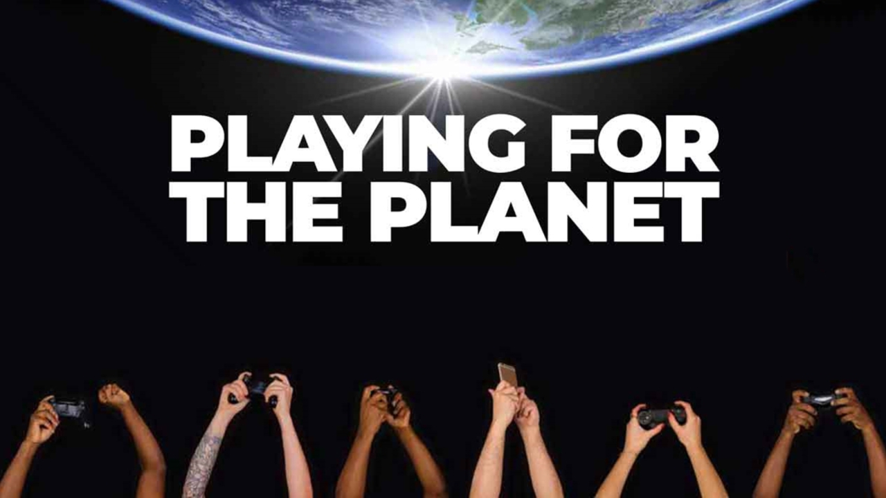 21家游戏大厂与联合国合作 为拯救气候变迁努力